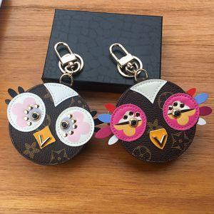 Keychain High Qualtiy Key Chain & Key Ring Holder Brand Designers Key Chain Porte Clef Gift Men Women Car Bag Keychains