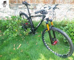 Bisikletler Kalosse 24/27/30 Hız Yetişkinler Bisiklet 29 * 19 inç Dağ Alüminyum 29er 29 * 2.1 Hidrolik Frenler