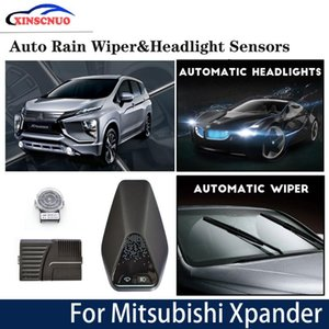 Car smart wiper and headlight sensor For Mitsubishi Xpander 2020 2020 Automatic driving assistant System