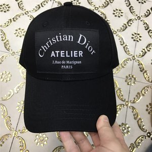 2018 wholesale 100 design choose jeans Cloth caps high quality Snapback Bone hat embroidery Baseball cap For Men Women Hip Hop Bran
