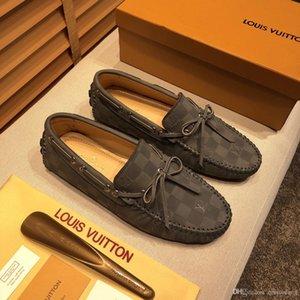 Newst mocassini uomo formale scarpe coiffeur scarpe da uomo di lusso ufficio classico sepatu slip on pria abito da sposa heren schoenen