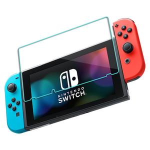Para Nintendo Switch temperado vidro filme NS HD NX jogo de filme de vidro película protetora