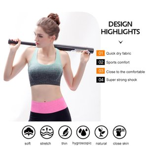 High Stretch Breathable Sports Bra Top Fitness Women Padded Sport Bra for Running Yoga Seamless Crop 7