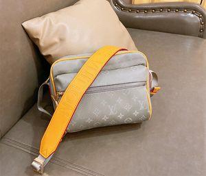 Designer wallet High Quality Messenger Bag Luxury Fashion Brand Crossbody bag 5A men purse Shoulder Bags