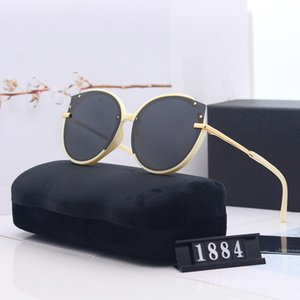 New Men Women Polarizing Sun Glasses Fashion Brand Designer Sunglasses Drive Travel Glasses European American-Style