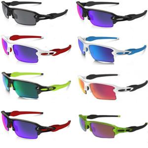Lunettes de soleil populaires de cadre pour hommes et femmes Sports de plein air Sun Glass Eyewear Marque Designer lunettes de soleil Hommes Lunettes De Mode 8 couleurs