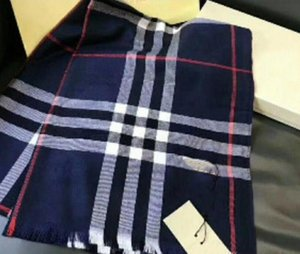 Classic men's and women's checked cotton 180*70cm scarf shawl luxurious and beautiful multi-color scarf free of transportation costs Silk