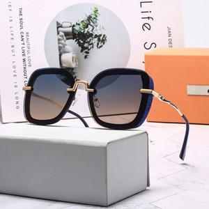 2020 Новый Polorized 9016 Очки Конструктор солнцезащитные очки Роскошные солнцезащитные очки бренда для женщин людей Adumbral очки 6 цветов высокого качества с коробкой