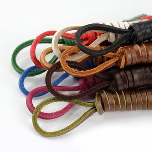 New 1 Pair 80cm Leather Shoelaces Beanie Shoestrings Shoes Laces Multi-color Nylon Shoes Accessories Boots Travel Sport Shoelace