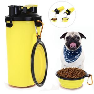 alimentatore portatile del cane, ciotola, piatto, bottiglie all'aperto, dispenser, bottiglia viaggi, ciotole d'acqua, accessori