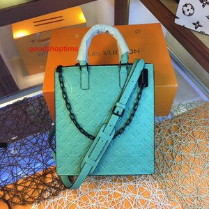 Female Plaid Square bag 2020 Winter New Quality Soft Plush Women s Design Handbag Lock Chain Shoulder Messenger Bags