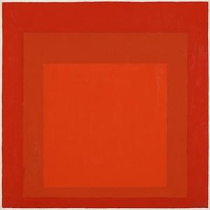 Josef Albers Hommage à The Square Home Décor peint à la main HD Imprimer Peinture à l'huile sur toile Wall Art Toile Photos 191113
