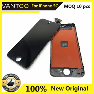 For Original iPhone 5C LCD touch screen ipone5 5c 5s original mobile phone display Free DHL shipping
