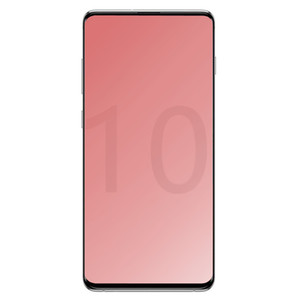 Full Screen Goophone ES20 plus 20 + 20U 6.7inch MTK6580 QuadCore- 4GB / 8GB / 16GB ROM 3G WCDMA-Siegelkasten-Fälschungs-5G angezeigte Telefon