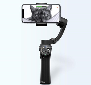 Xiaomi Youpin Snoppa Atom Foldable Pocket-Sized 3-Axis Handheld Gimbal Stabilizer for iPhone Samsung XiaoMi Huawei Phone & GoPro Action Came
