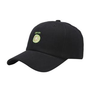 2020 Summer Cute Print Caps Fashion Men And Women Lovers Cartoon Embroidery Baseball Cap Sun Peaked Cap Snapback Hat Czapka