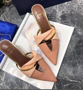 2019 début automne nouvelle chaussures à bout pointu en cuir véritable talon 6.cm femmes habillées chaussures chaussures de soirée confortables avec boîte