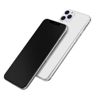 Non-travail 1: 1 Faux écran du téléphone Métal Modèle Moule factice pour iPhone 11 pro 11Pro max factice affichage cas Pour