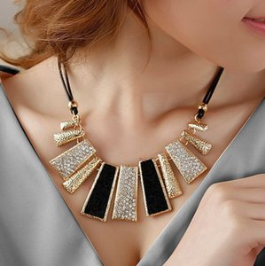 Necklaces & Pendants Collier Femme Fashion Statement Necklace for Women 2020 Boho Colar Vintage Fine Jewelry Collar Mujer Bijoux