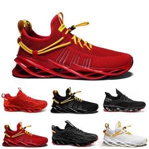 2020 الشحن المجاني غير العلامة التجارية الاحذية الرجال Chaussures الثلاثي أسود أبيض أحمر رجل مدرب المشي الرياضية حذاء رياضة 40-44 نمط 21