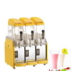 Beijamei Schneeschmelzmaschine 220V Electric Slush Machines Kaltgetränkeautomat Smoothies Sandeismaschine