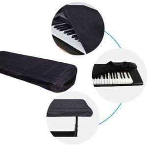لوحة المفاتيح لوحة مفاتيح البيانو الغبار يغطي العالمي الإلكترونية الغلاف البيانو الغلاف الكهربائية الرقمية
