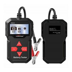 KW210 automatische intelligente Auto-12V-Batterie-Tester Auto-Batterie-Analysator 100 bis 2000CCA Cranking Car Battery-Tester