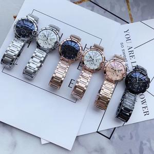 Catier Chronograph Working inossidabile di alta qualità Mens lusso superiore casuale orologi per uomo Moda multifunzione quarzo relogio