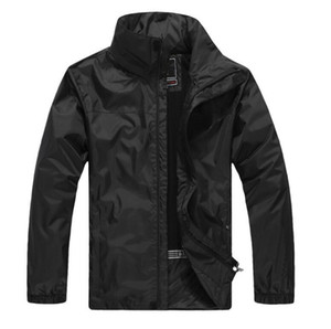 Forma-quente ao ar livre casacos Primavera Outono Andes os homens norte impermeáveis macacão de camada única de navegação livre casaco corta-vento rosto jaqueta
