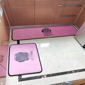 Desconto Big Hot Style Luxury Carta Padrão Tapete Início quarto mobiliário Tapete Front Door Moda Non Slip Mat Tapete 2PCS