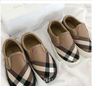 Venda quente sênior sapatos casuais marca de luxo crianças sapatos s meninos e meninas moda caminhada ao ar livre jogging crianças sapatos