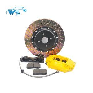 KOKO carreras de alta calidad kit de ollas F40 pinza de freno de actualización de freno de disco flotante de 330 * 28 mm para f10 bwm