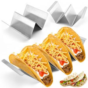 Taco-Halter Edelstahl Taco Ständer Spülmaschine Ofen speichern Einfach Taco-Rack zu füllen und perfektionieren Sie Ihre Köstlicher Tacos zu halten