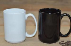 뜨거운 판매! 새로운 2019 브랜드 CC 핸드 그립 머그잔 검은 손잡이 Caramic 컵 수집 커피 컵 Ceramic cup VIP 선물 결혼 선물