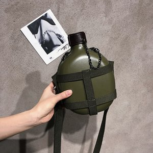 Small Bag Woman 2020 Woman Package Ins Joker Single Shoulder Satchel Originality Personality Kettle Funny Mobile Phone Package