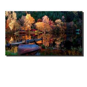Beautiful Scenery, HD Canvas Print Home Decor Art Painting (Sin marco / Enmarcado)