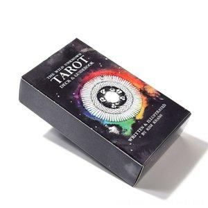 البرية أخرى جولف المنتجات جولف غير معروف التارو 78 بطاقات الطابق الكامل الإنجليزية التارو حزب العائلة لعبة المجلس Y4UB