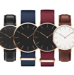 2020 nuovi uomini guarda le donne 36mm guardano guarda gli uomini 40mm orologi moda lusso del quarzo Montres homme Relogios homem da polso