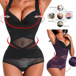 Slimming Women Bodysuits Waist Trainer Shapewear Corset Reducing Body Shaper Modeling Underwear Control Panties Briefs Plus Size