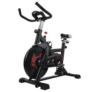 2020 Indoor Cycling Bikes Startseite Dynamische Zyklus-Maschine Fitness Bike Indoor Cycling Exercise Fahrrad-Weight Loss Fitness Equipment 120kg