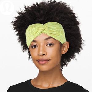 S1031 New Europe Women's Running Yoga Sport Headbands Hair Bands Lady Cross Headwrap Hair Accessories