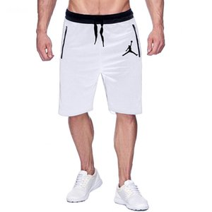 2020SS Couleur Mens Designer Shorts Pantalon de survêtement de sport RUNNING Formation Hommes Gym pantalons courts de basket-ball Shorts Section mince Breat