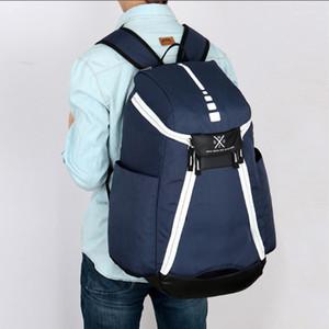 Al por mayor-Hombres Mochila para el bolso bolso de escuela Adolescentes Niños portátil backbag Hombre Mochila Mochila Mochila Elite EE.UU. Kevin Durant KD