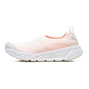 Las mujeres de verano de malla transpirable zapatillas Super Light Tamaño del calcetín zapatos antideslizantes Altura Slip-On Plus aumento de calzado de montaña más nuevo