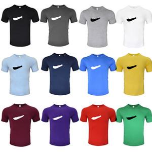 2020 Summer Cotton Mens T Shirts Fashion manches courtes imprimé Supply Co T-shirts Hauts pour hommes Skate Hip Hop Vêtements de sport