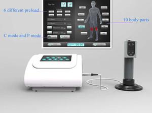 Disfunzione erettile dispositivo di terapia dell'onda di urologia maschio di urologia maschile di ESWT Urto / macchina portatile dell'onda di chque per ED