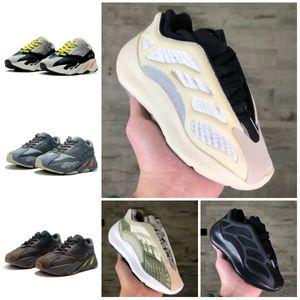 28-35: 700 V3 Ayakkabı Kanye West Dalga Runner 700 V2 Gençlik Ayakkabı Eğitmenler Sply 700 Spor Spor ayakkabılar Casual Bebek Ayakkabı Boyut Koşu Çocuklar