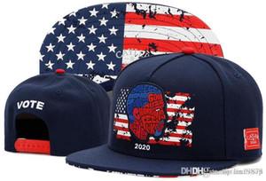 Cayler & Sons VOTE 2020 usa flag Baseball Caps Brand Summer sports Men Women Adjustable Casual Hip Hop Bone Snapback Hats