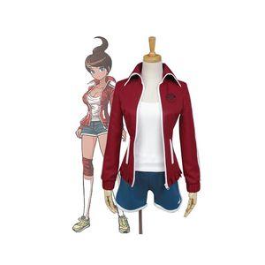 Danganronpa Aoi Asahina Cosplay Costume For Women Girls Full Set