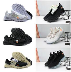Alta Qualidade 2019 New Original Presto V2 Ultra BR TP QS Preto X rodando sapatos baratos Air Sports Mulheres Homens Prestos Chaussures Branco Sneakers